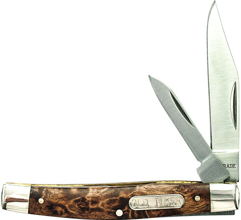 Schrade Old Timer, 33OTW, Ironwood Knife